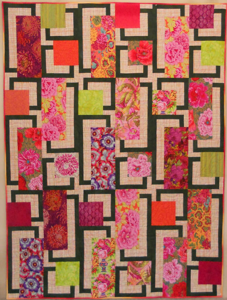 Bq4 Quilt Pattern Bq 4 By Maple Island Quilts Is The Pattern