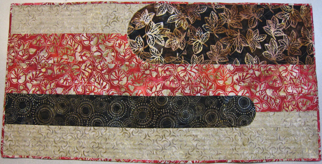 Table Runners or Wall Quilts – Maple Island Quilts