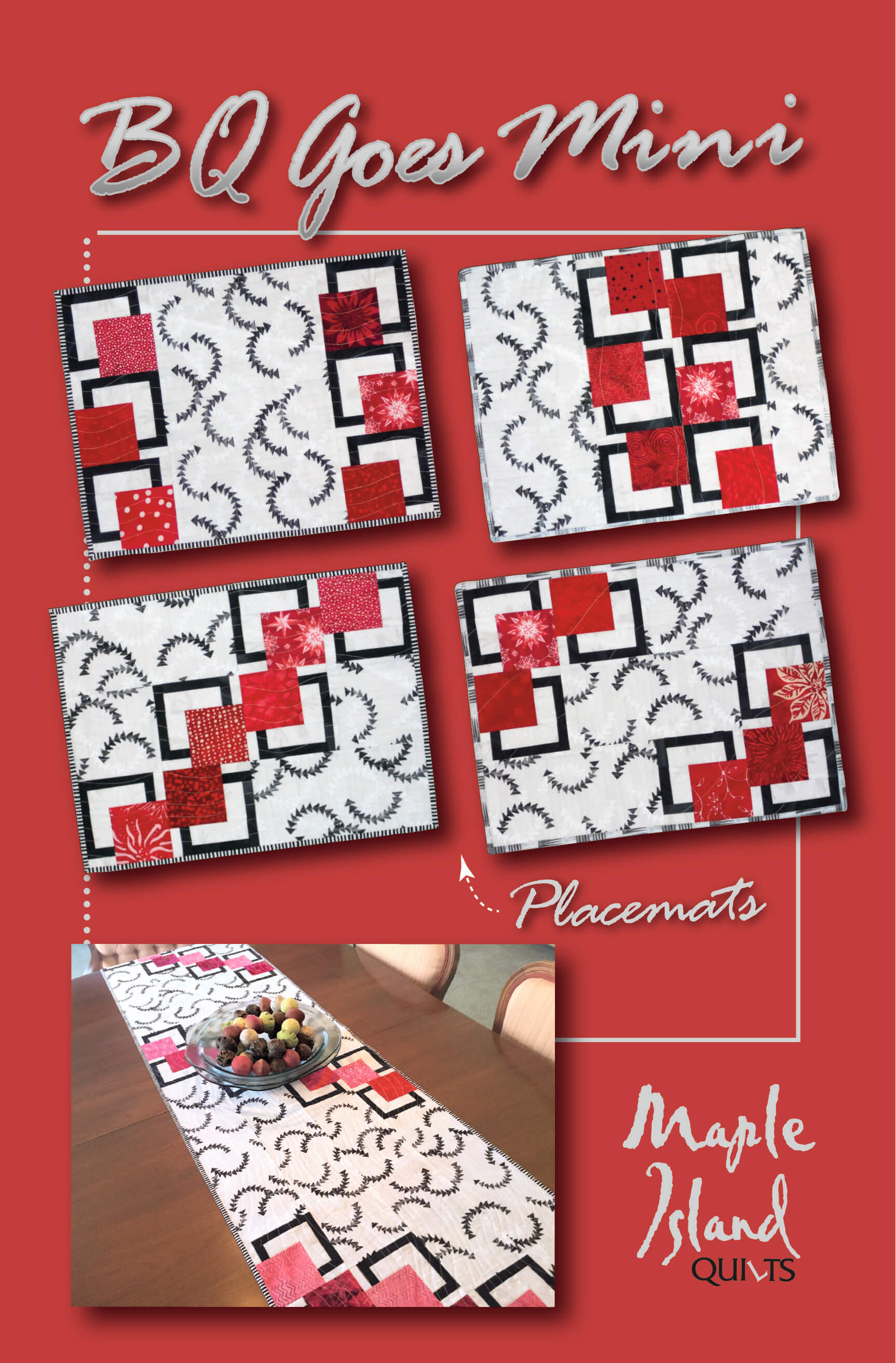 All MIQ Patterns – Maple Island Quilts